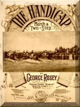 The Handicap - George Rosenberg