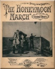 The Honeymoon March - George Rosenberg