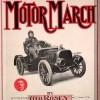 The Motor March - George Rosenberg