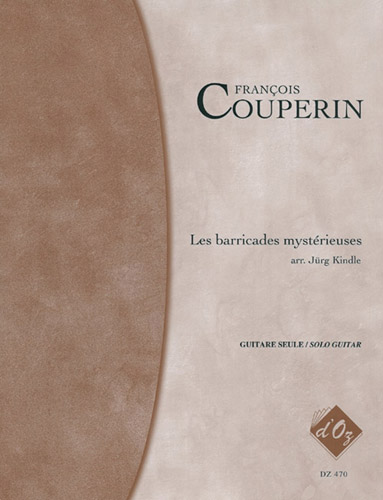 The Mysterious Barricades - Francois Couperin