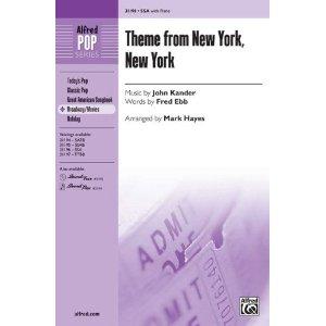 Theme From New York, New York - John Kander