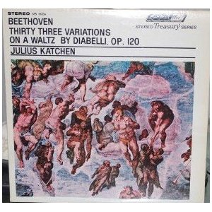 Thirty Three Variations On A Waltz Op. 120 - Diabelli