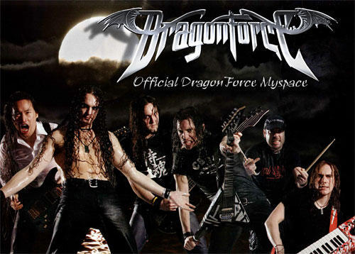 Through the Fire and Flames - Dragon Force