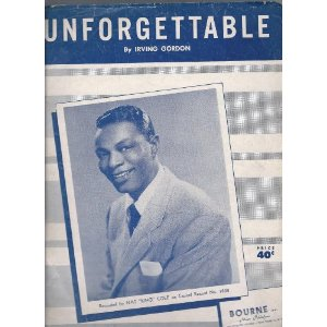 Unforgettable - Irving Gordon