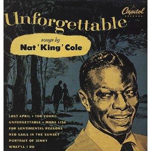 Unforgettable - Nat King Cole
