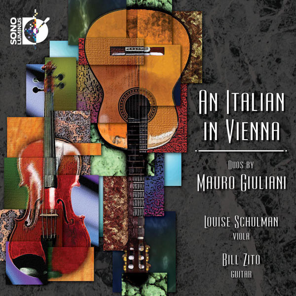 Variations Op. 97 - Mauro Giuliani