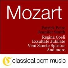 Veni Sancte Spiritus K 47 - W. A. Mozart