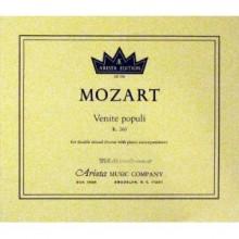 Venite Populi - W. A. Mozart