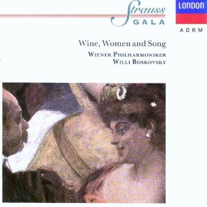 Wine Women And Song - Johann Strauss