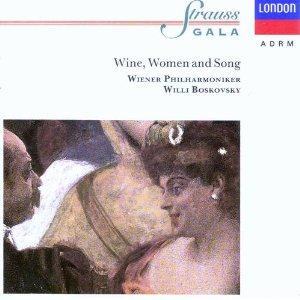 Wine Women And Song - Johann Strauss