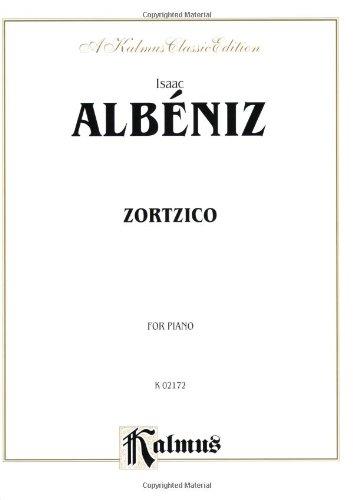 Zortzico - I. Albeniz