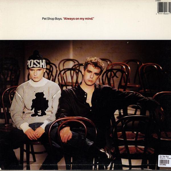 Always On My Mind - Pet Shop Boys