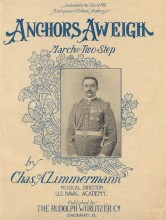 Anchors Aweigh - Charles A. Zimmerman