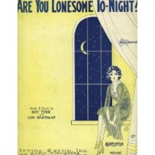 Are You Lonesome Tonight - Roy Turk