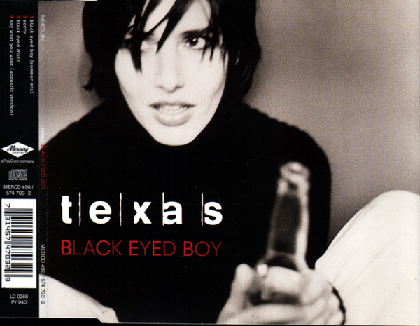 Black Eyed Boy - Texas