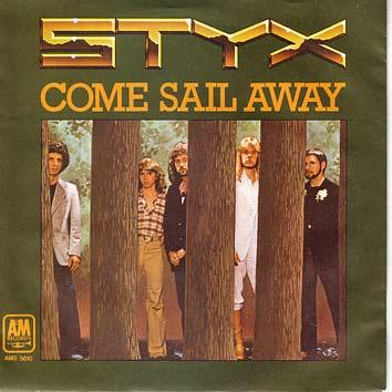 Come Sail Away - Styx