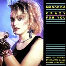 Crazy for You - Madonna