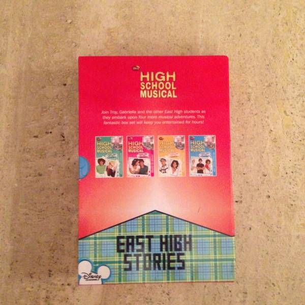 Full Book Collection - High School Musical