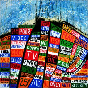 Hail To The Thief Album Songbook - Radiohead