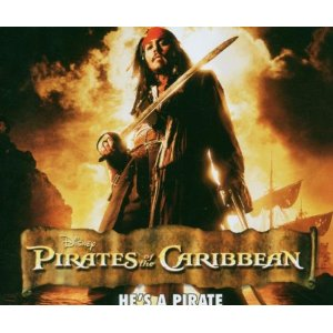 He Is A Pirate - Pirates Of The Caribbean
