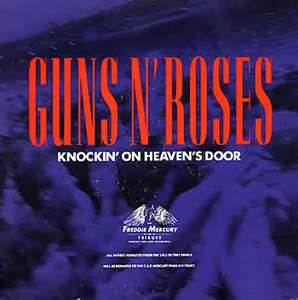 Knockin' on Heaven's Door - Guns N' Roses