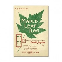 Maple Leaf Rag - Scott Joplin