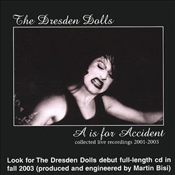 Missed Me - Dresden Dolls