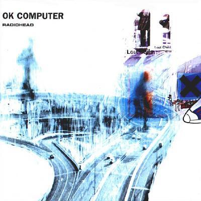 Ok Computer Album Songbook - Radiohead