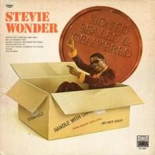 Signed Sealed Delivered - Stevie Wonder