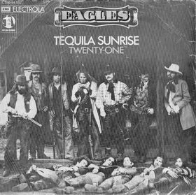 Tequila Sunrise - Eagles