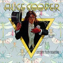 Cold Ethyl - Alice Cooper