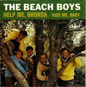 Help Me, Rhonda - The Beach Boys