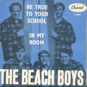 In My Room - The Beach Boys