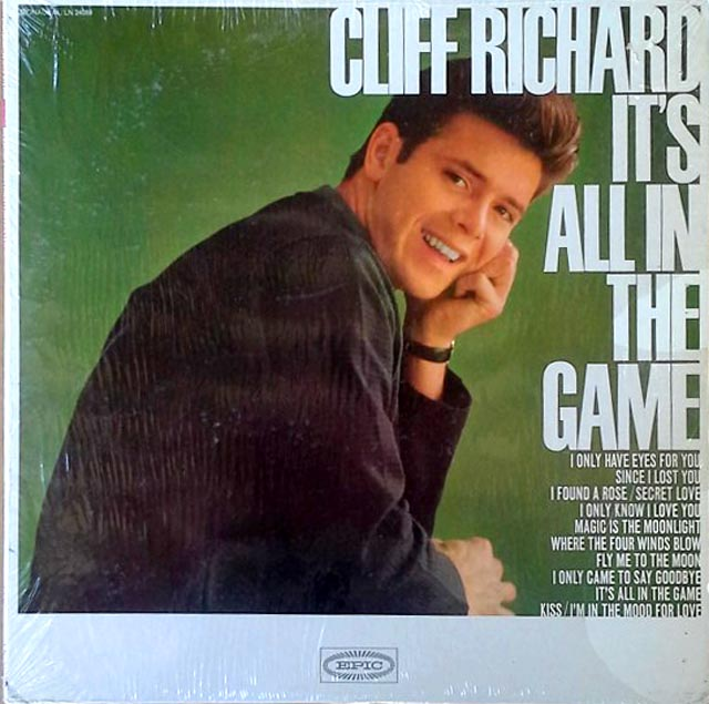 It's All In The Game - Cliff Richard