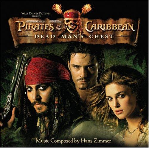 Davy Jones - Pirates Of The Caribbean:Dead Man's Chest