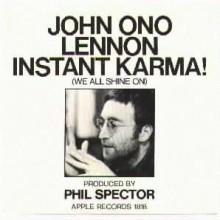 Instant Karma! - John Lennon