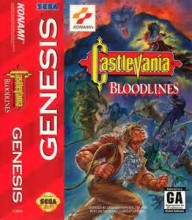 Iron Blue Intention - Castlevania:Bloodlines