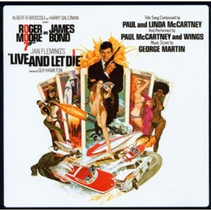 Live and Let Die Main Title