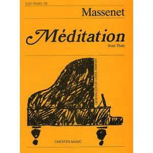 Méditation - Thaïs