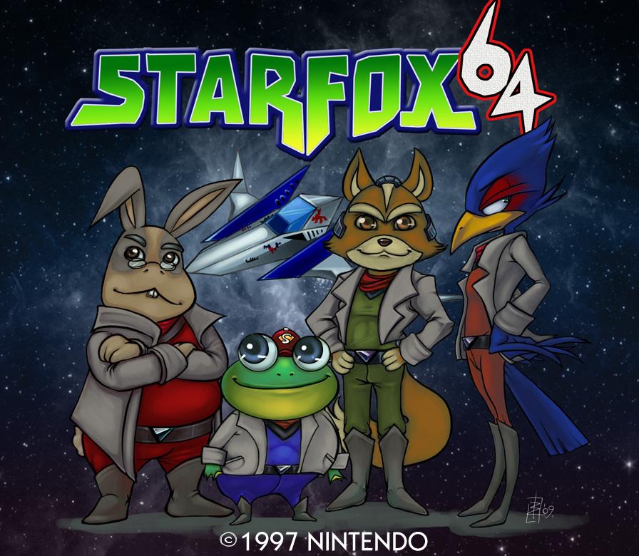 Main Theme - Star Fox 64