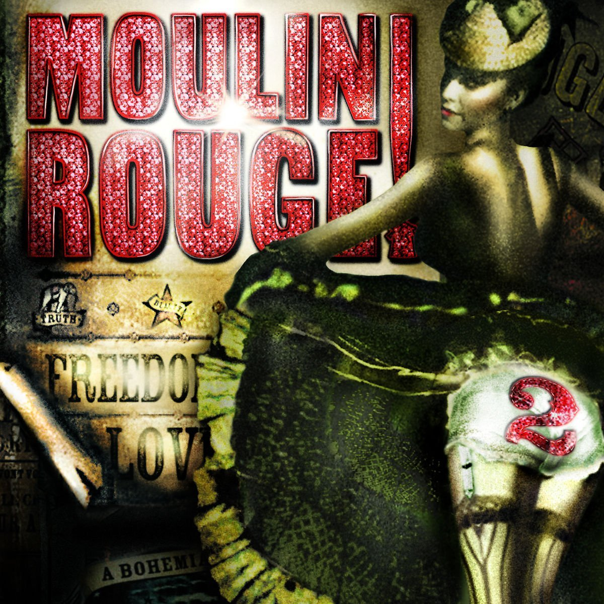 One Day I'll Fly Away - Moulin Rouge