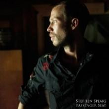 Passenger Seat - Stephen Speaks