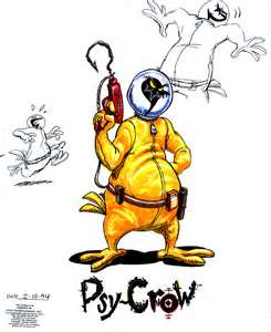 Psy-Crow - Earthworm Jim