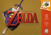 Saria - The Legend of Zelda: Ocarina of Time