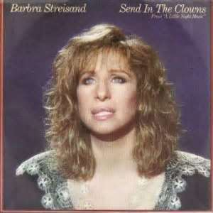 Send in the Clowns - Barbra Streisand