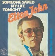 Someone Saved My Life Tonight - Elton John