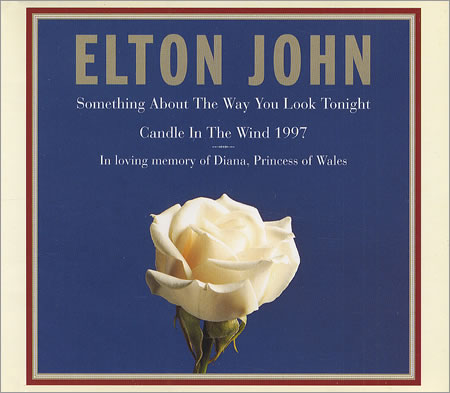 Something About the Way You Look Tonight - Elton John