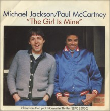 The Girl Is Mine - Michael Jackson