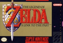 The Light World - The Legend of Zelda:A Link to the Past