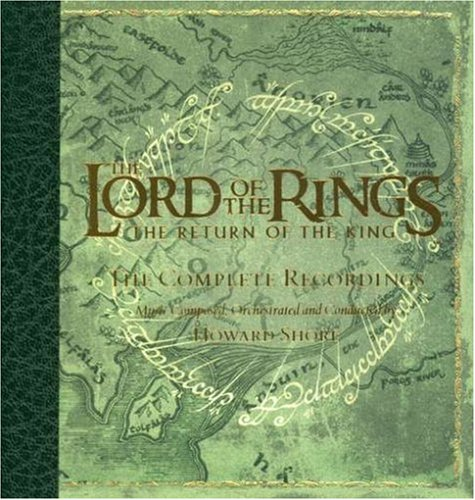 The Lighting of the Beacons - Lord of the Rings:The Return of the King